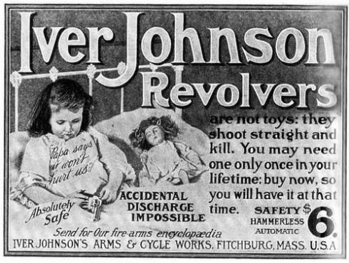 Iver Johnson Revolvers 1913